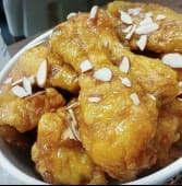 Fried Chicken in Soy Sauce (12pcs)