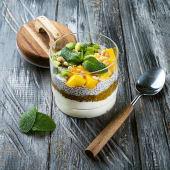 Чіа з йогуртом (250г)