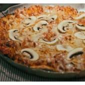 Pizza Michelangelo (sin gluten)