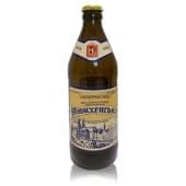 Пиво пляшкове Мюнхенське світле (0.5л)