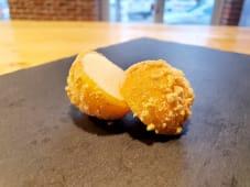 Mochi Cheesecake & Mango  (1uds)