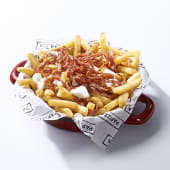 Patatas fritas bacon