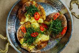 Картопля печена з м'ятою (250г)