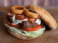 Classic Bbq Burger