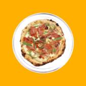 Піца з прошуто та грушею (450г)