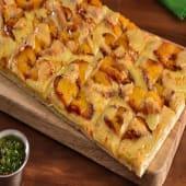 Pizza de maqueño