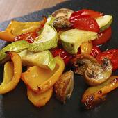 Овочі запечені (гриль) (200г)