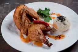 Курча Діабло з рисом (500г)