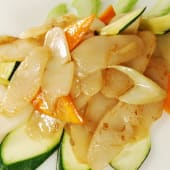 043. Gnocchi di Riso con Verdure