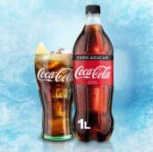 Coca-Cola Zero Azúcar botella (1.5 lt.)