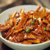 Bambú Frito