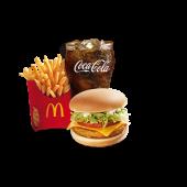 Chicken MACDO® Deluxe Medium Meal
