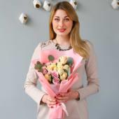 Букет з троянд Шарман