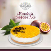 Maracuja & peach CheeseCake