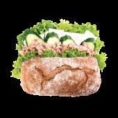 Сендвіч Туна з тунцем