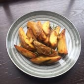 Картопля запечена в шкірці з розмарином і часником (250г)