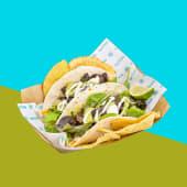 My veggie tacos