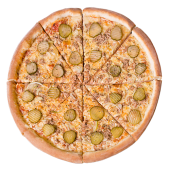 Pizza Tonno 42cm