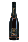 АРТІНЕРО вино ігристе витримане біле напівсолодке (0.75л)