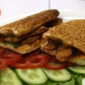Toast Sandwich in Baguette