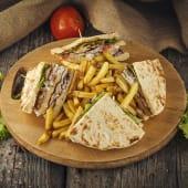 Club Sandwich for 2 person