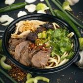 Meat Soup Noodles