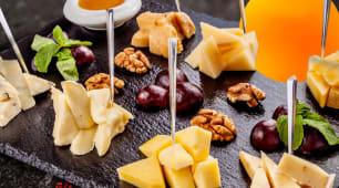 Асорті сирів (350г)