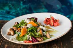 Салат із печених овочів з сиром Фета  (280г)