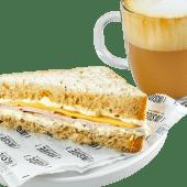 Promo Sandwichito + Café