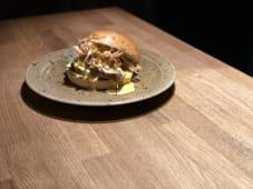 Гострий кубинський бургер (300г)