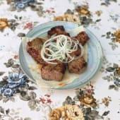 Шашлик зі свинячого ошийка (200г)