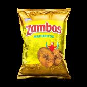 Zambos Platano Maduritos 140g