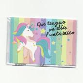 Tarjeta Unicornio 7017