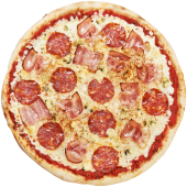 Pizza Messicana Ø 24cm