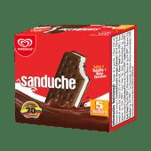 Pack Sanduche Vainilla  X5
