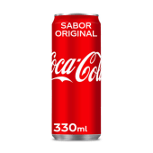Coca-Cola Original Lata 330ML