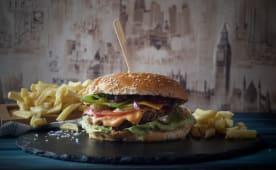 Meniu Hot burger