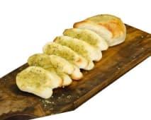 Porción pan de ajo