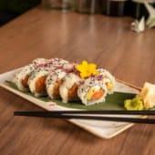 Sushi spicy salmón roll