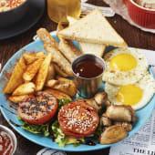Велика обідня тарілка (550г)