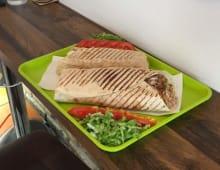 XXL tortilja kebab - juneći