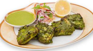 Hariyali Fish Tikka 6 szt