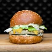 Бургер CURIE (390г)