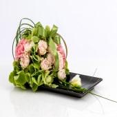 Ikebana green luxury
