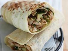 Shawarna chicken & garlic