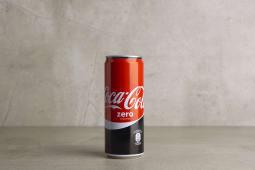 Coca Cola Zero Lata 33cl