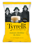 Tyrrell mature cheddar & chives