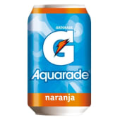 Aquarade naranja (25 cl.)