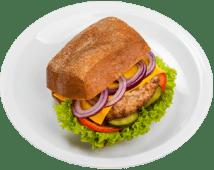 Beef  фреш-сендвіч (270г)
