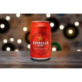 Cerveza Estrella Damm (330 ml.)